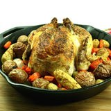 Lemon Garlic Herb Roast Chicken Recipe Photo