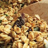 Loaded Coconut Oil Granola Recipe Photo