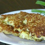 Parsnip Latkes Recipe Photo