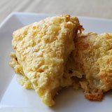 Savory Cheese Scones with Coconut Flour Recipe Photo