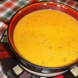 Sweet Potato Banana Squash Soup Recipe Photo