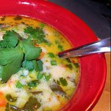 Thai Chicken Coconut Soup II Recipe Photo
