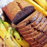 Whole Wheat Coconut Oil Banana Bread Recipe Photo