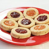 Coconut Flour Linzer Tarts Recipe Photo