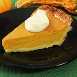 Gluten-Free Pumpkin Pie Recipe Photo