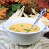 Gluten-Free Sweet Potato Soup Recipe Photo