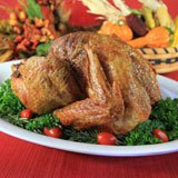 Herb Roasted Pastured Thanksgiving Turkey Recipe Photo