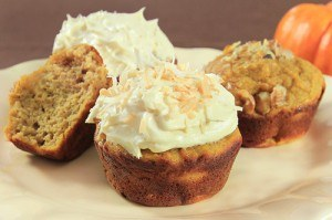 Gluten Free Pumpkin Muffins Recipe Photo